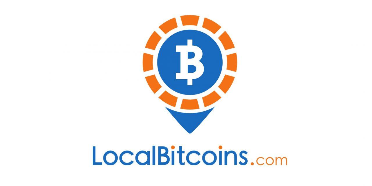 Les transactions sur le Dark Web de LocalBitcoins ont chuté de 70%