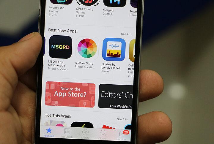 Apple tacle les applications de Coinbase sur l'App Store