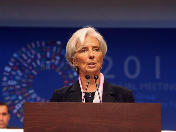 """Christine Lagarde: Le développement de CBDC (l'euro numérique) pourrait prendre """" encore quatre ans """""""