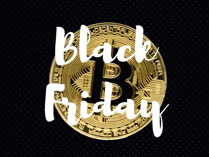 Le Bitcoin Black Friday est de retour !