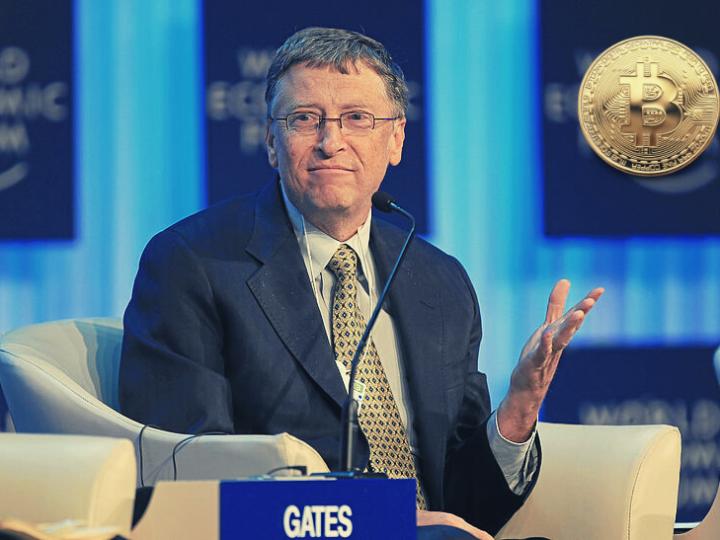 Ce que Bill Gates pense du Bitcoin ?