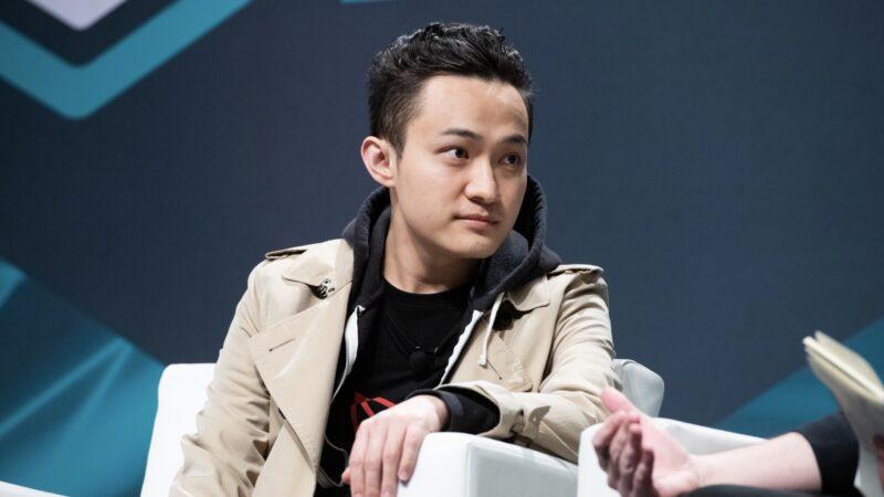 Justin Sun confirme qu'il a perdu 8 millions de dollars sur les actions GameStop